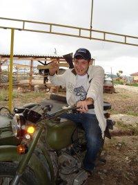 Алексей Костромитин, 30 июня , Севастополь, id5871288